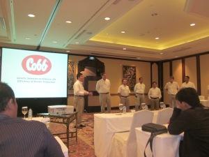 COBB World Travelling Seminar Jakarta